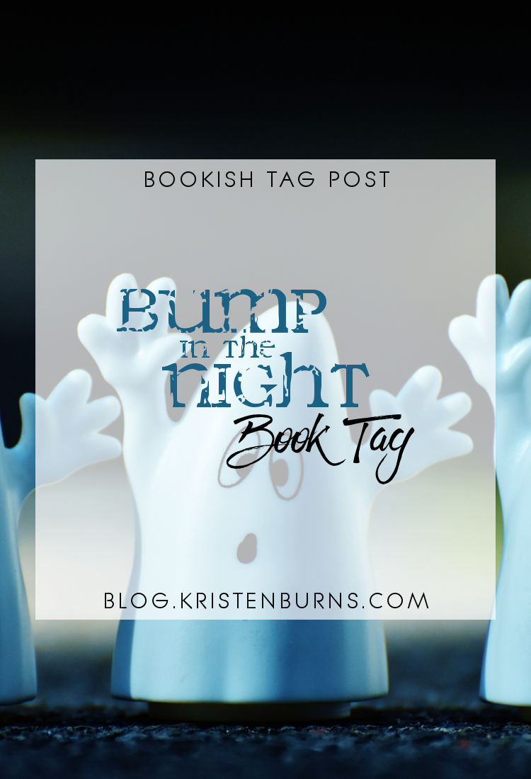 Bookish Tag Post: Bump in the Night Book Tag | reading, books, book tags, paranormal
