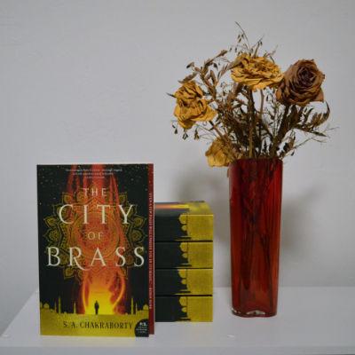 The City of Brass by S.A. Chakraborty Paperbacks