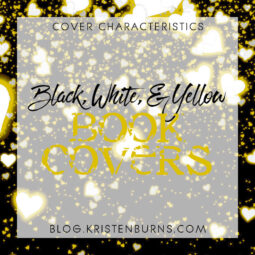 Cover Characteristics: Black, White, and Yellow Book Covers