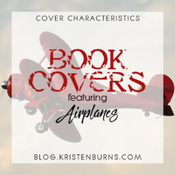 Cover Characteristics: Book Covers featuring Airplanes