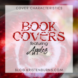 Cover Characteristics: Book Covers featuring Apples