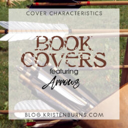 Cover Characteristics: Book Covers featuring Arrows