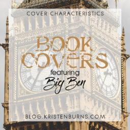 Cover Characteristics: Book Covers featuring Big Ben