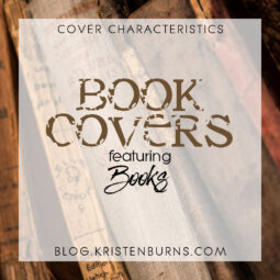 Cover Characteristics: Book Covers featuring Books