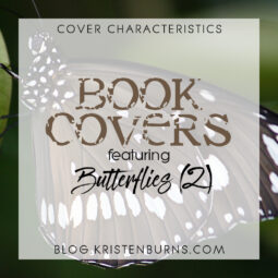 Cover Characteristics: Book Covers featuring Butterflies (2)