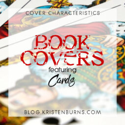 Cover Characteristics: Book Covers featuring Cards
