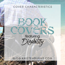 Cover Characteristics: Book Covers featuring Disability