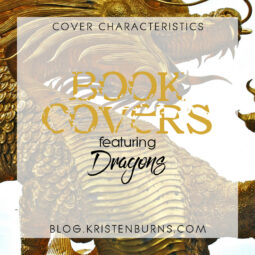 Cover Characteristics: Book Covers featuring Dragons