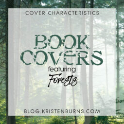 Cover Characteristics: Book Covers featuring Forests