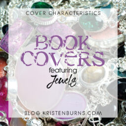 Cover Characteristics: Book Covers featuring Jewels