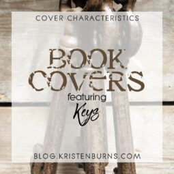 Cover Characteristics: Book Covers featuring Keys
