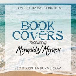 Cover Characteristics: Book Covers featuring Mermaids/Mermen