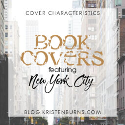 Cover Characteristics: Book Covers featuring New York City