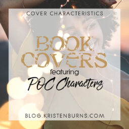 Cover Characteristics: Book Covers featuring POC Characters
