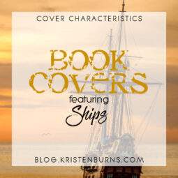 Cover Characteristics: Book Covers featuring Ships