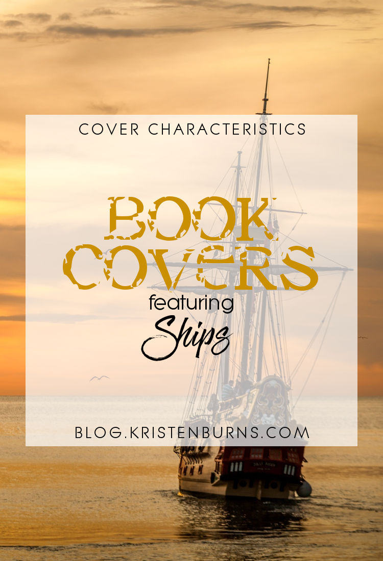 Cover Characteristics: Book Covers featuring Ships   reading, books, book covers, cover love, ships