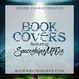 Cover Characteristics: Book Covers featuring Spaceships/UFOs