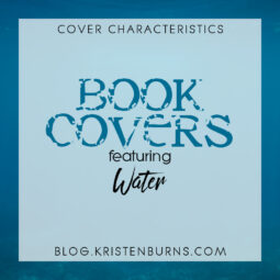 Cover Characteristics: Book Covers featuring Water