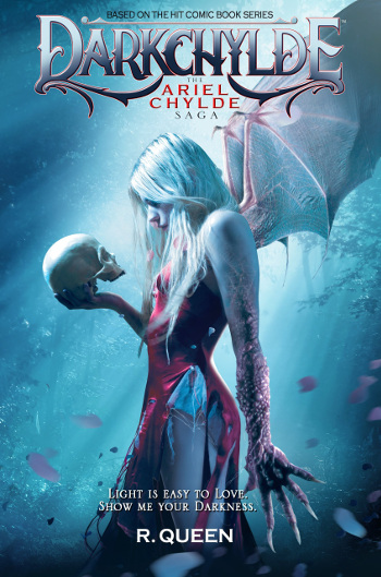 Book Review: Darkchylde by R. Queen   reading, books, book reviews, fantasy, urban fantasy, horror, young adult