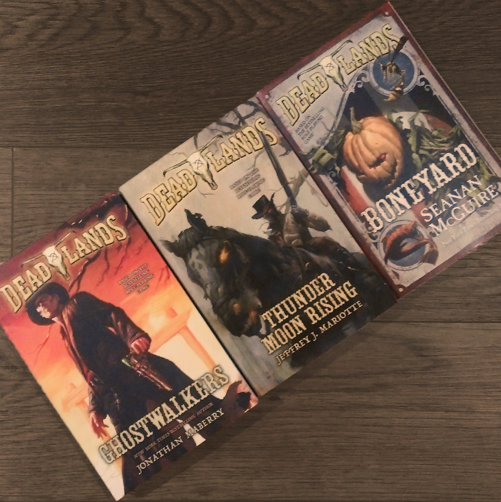Deadlands Covers