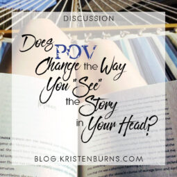 """Bookish Musings: Does POV Change the Way You """"See"""" the Story in Your Head?"""