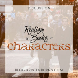 Bookish Musings: Realism in Books – Characters
