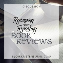 Bloggy Musings: Revamping and Reposting Book Reviews