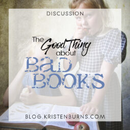 Bookish Musings: The Good Thing About Bad Books
