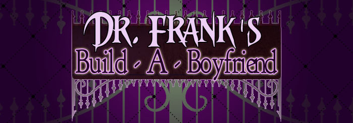 Dr. Frank's Build-A-Boyfriend Logo