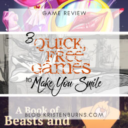 Game Reviews: 3 Quick, Free Games to Make You Smile