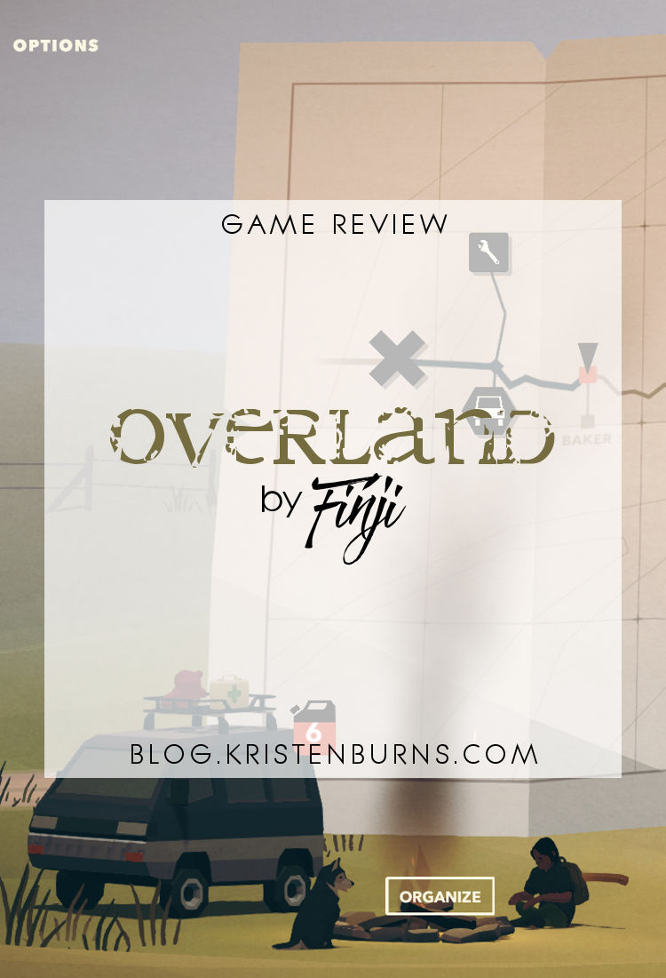 Game Review: Overland by Finji 1