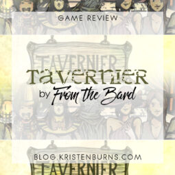 Game Review: Tavernier by From the Bard