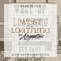 Game Review: West of Loathing by Asymmetric
