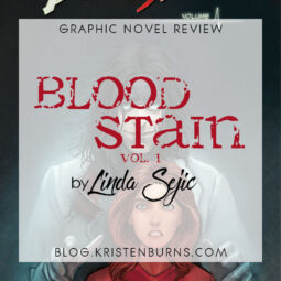 Graphic Novel Review: Blood Stain Vol. 1 by Linda Sejic