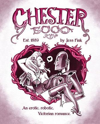Chester 5000 XYV Vol. 1 by Jess Fink