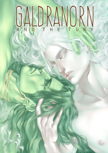 Graphic Novel Review: Galdranorn and the Fury by DoubleThickCustard   reading, books, book reviews, graphic novels, webcomics, fantasy, lgbtqia, m/m