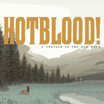 Hotblood! by Toril Orlesky