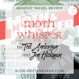Graphic Novel Review: Moth & Whisper Vol. 1 by Ted Anderson & Jen Hickman