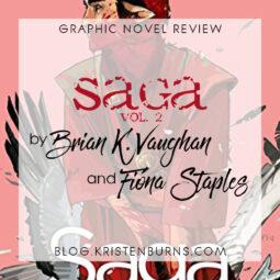 Graphic Novel Review: Saga Vol. 2 by Brian K. Vaughan & Fiona Staples