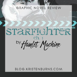 Graphic Novel Review: Starfighter Ch. 1 by Hamlet Machine