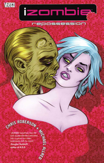 Graphic Novel Review: iZombie Vol. 4 by Chris Roberson & Michael Allred | reading, books, graphic novels, urban fantasy
