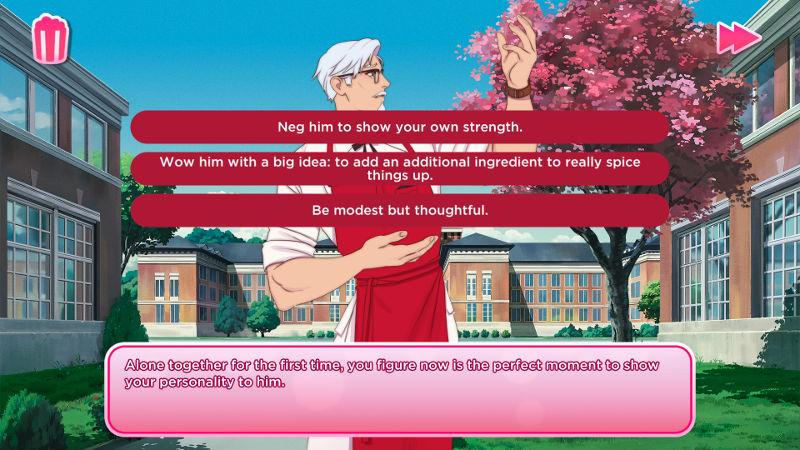 I Love You, Colonel Sanders! Screenshot