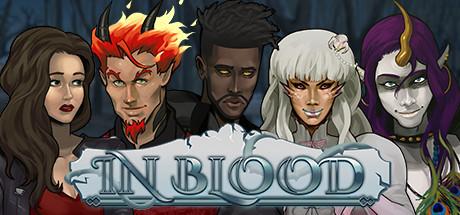 In Blood by Jaime Scribbles Games