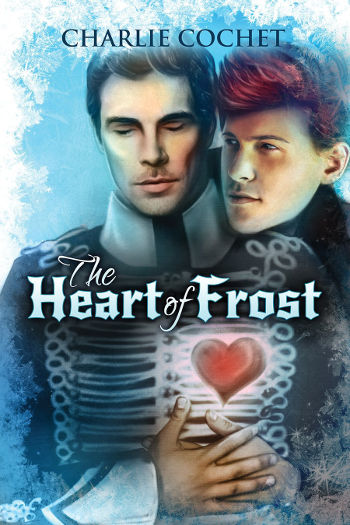 Mini Review: The Heart of Frost (North Pole City Tales Book 2) by Charlie Cochet   reading, books, book review, fantasy, christmas, lgbt