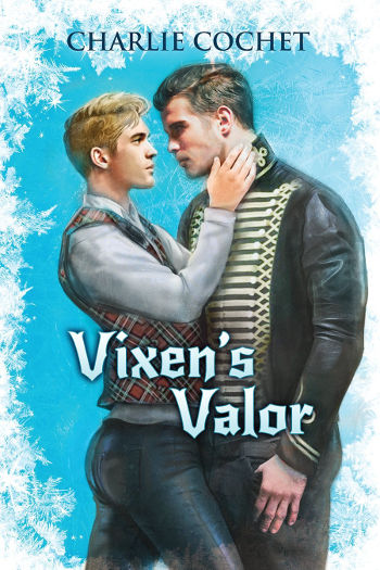 Mini Review: Vixen's Valor (North Pole City Tales Book 3) by Charlie Cochet   reading, books, book review, fantasy, christmas, lgbt