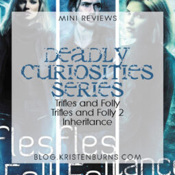 Mini Reviews: Deadly Curiosities Series – Trifles and Folly 1 & 2, Inheritance