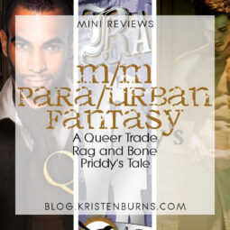Mini Reviews: M/M Paranormal/Urban Fantasy – A Queer Trade, Rag and Bone, Priddy's Tale