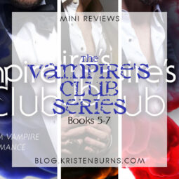 Mini Reviews: The Vampire's Club Series – Books 5-7
