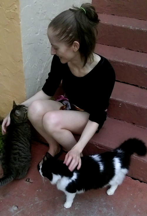 My Cat Friends