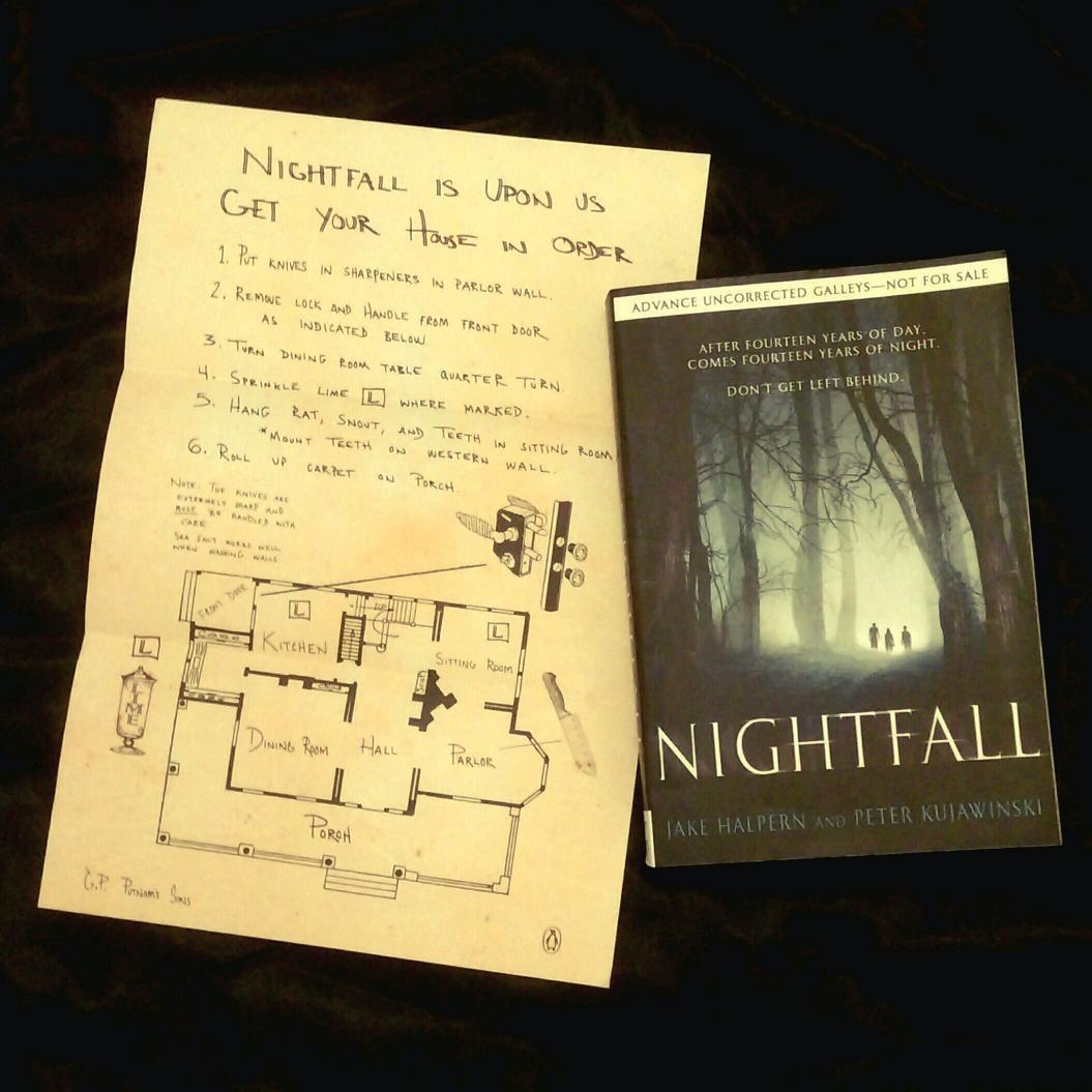 Nightfall Paperback